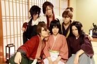 ブログ更新:薄桜鬼お泊り撮影会(和装)アップ