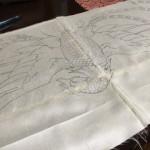 【下天の華】信長衣装制作11 着物の模様制作