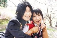 ブログ更新:土方×千鶴桜ロケレポ&写真UP