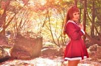 ブログ更新:11月21日緋色ロケレポ&写真