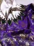 携帯からブログ:六合衣装制作2
