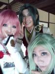 携帯からブログ:白虎神子撮影会