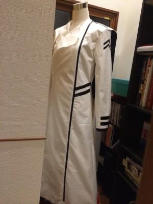 エルンスト衣装制作3