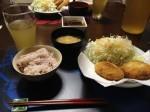 携帯からブログ:今日の晩御飯