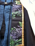 携帯からブログ:衣装のメンテ