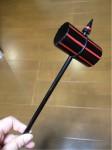 携帯からブログ:Dグレラビ鉄槌製作4