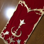 携帯からブログ:トリブラ、カテリーナ 衣装制作再開