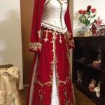携帯からブログ:トリブラ、カテリーナ  衣装制作2