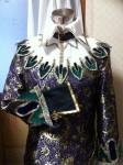 携帯からブログ:六合衣装制作4