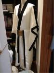 携帯からブログ:拓磨蒼黒版衣装制作3