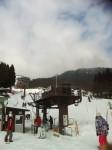 携帯からブログ:スキー場キター