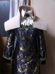 携帯からブログ:六合衣装制作5