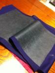 携帯からブログ:マコト衣装制作1