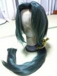 携帯からブログ:小松さんのヅラ