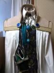 携帯からブログ:六合衣装制作7