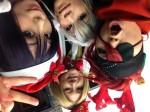 携帯からブログ:クリスマス撮影会&忘年会