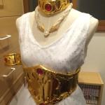 アテナ(城戸沙織)衣装完成