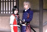 ブログ更新:太秦戦国祭り行ってきた。